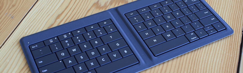 cea mai buna tastatura pliabila