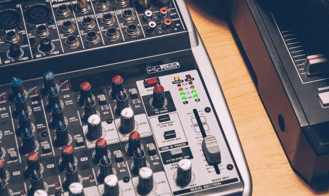 cel mai bun mixer audio profesional ghid cumparaturi