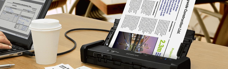 cel mai bun scanner portabil